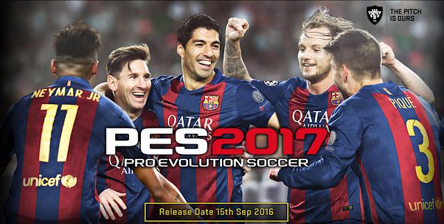 PES League estará incluido en PES 2017, se abre el frente de los eSports