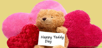 Happy teddy bear day messages in english