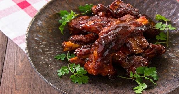 Honey Glazed Baby Back Ribs Recipe - Yummy Recipes