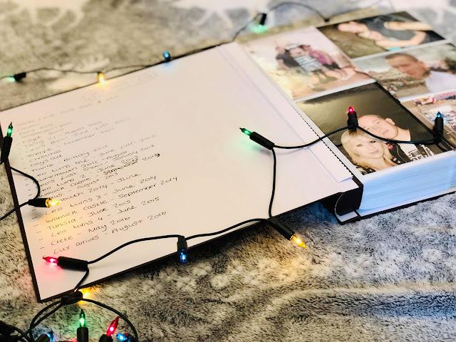 Family Photo Album with Photobox