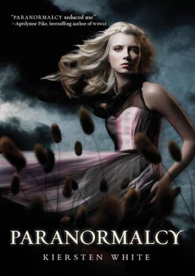 Paranormalcy #1