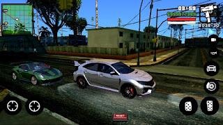 MELHOR!! GTA V (MOD) GTA SAN ANDREAS PARA CELULARES ANDROID EM HD