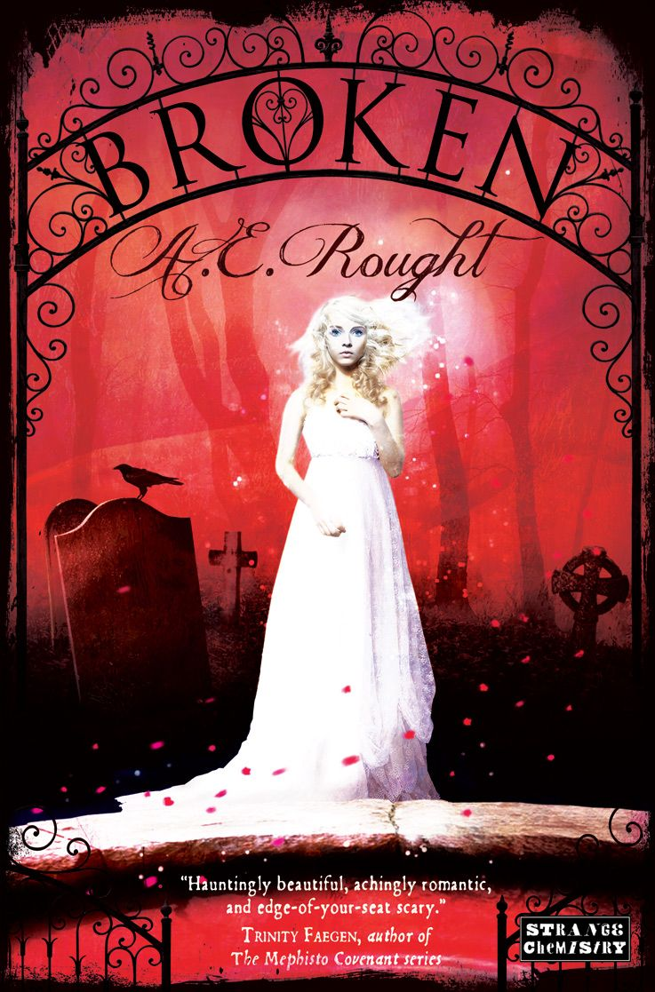 Broken by A. E. Rought