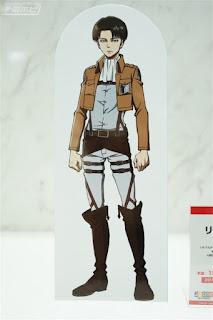 Azone Levi - Shingeki no Kyojin