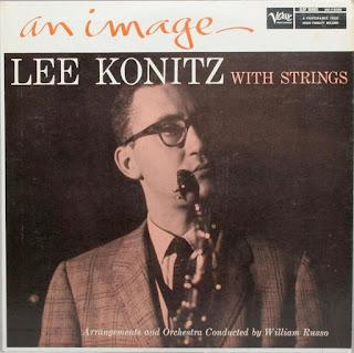 Lee Konitz, An Image: Lee Konitz with Strings