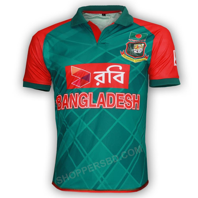 Champions Trophy 2017 Bangladesh Jersey Images, Pictures