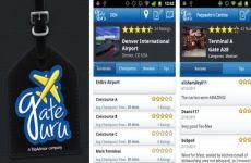 GateGuru: aplicación con información de aeropuertos de todo el mundo, vuelos e itinerarios de viaje (iOS, Android y Windows Phone)