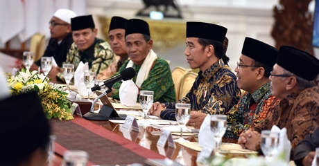 Pemanfaatan Dana Haji untuk Infrastruktur, Presiden Jokowi: Tabung Haji di Malaysia Ditaruh di Perkebunan