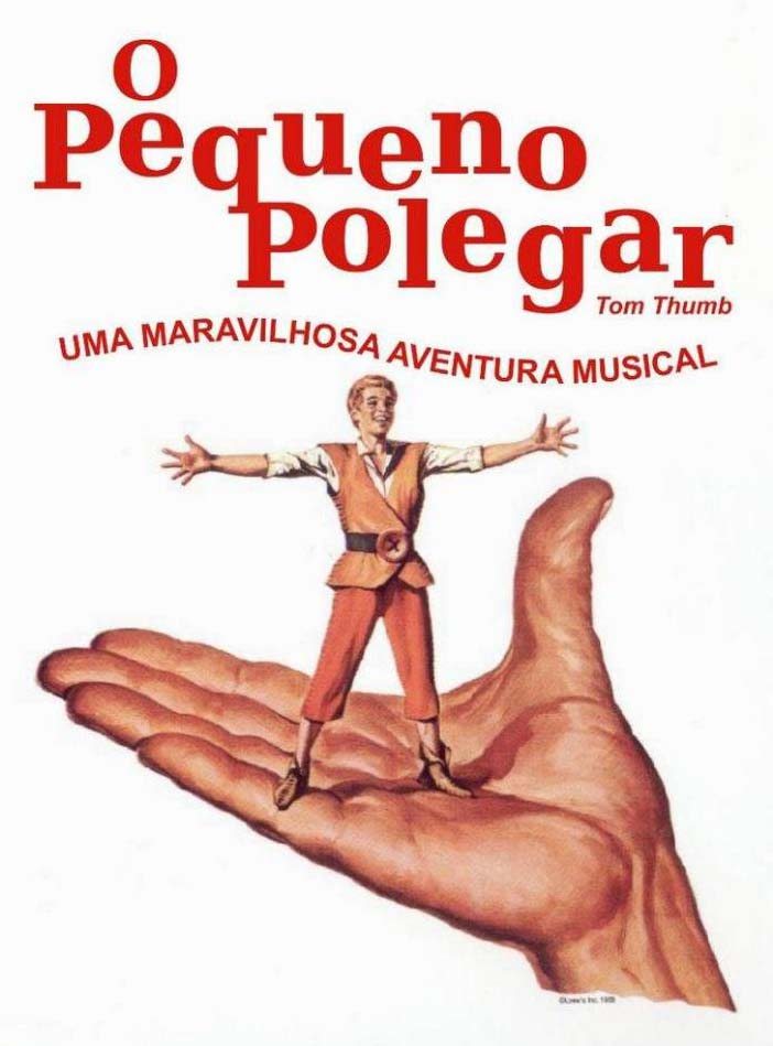 O Pequeno Polegar Torrent - WEB-DL 720p Dual Áudio (1959)