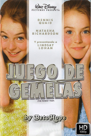 Juego de Gemelas [1998] [Latino-Ingles] HD 1080P  [Google Drive] GloboTV