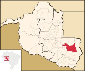 Pimenta Bueno Rondônia