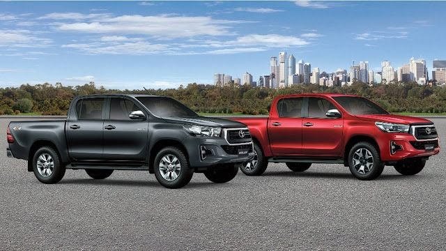 Toyota Hilux 2019 SRV x SRX