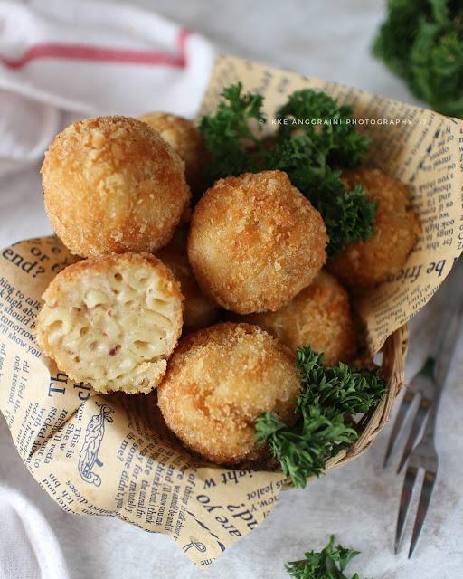 Resep Macaroni Bitterballen By @ikke145