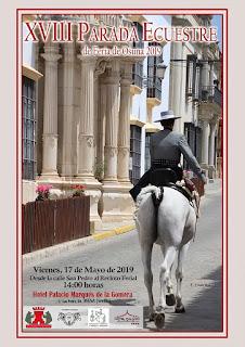 Osuna - Feria 2019 - Parada ecuestre