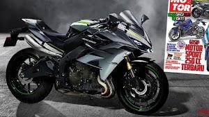 Kawasaki Ninja 250 Akan Menggunakan Mesin Terbaru