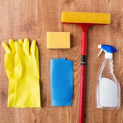 ثلاثة أشياء مفيدة للتنظيف