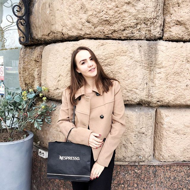 Fashion Blogger | Camel Jacket