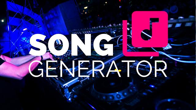 song generator pop genres
