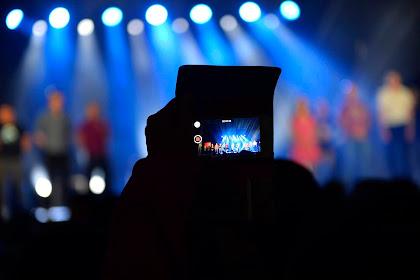 Tips Untuk Kamu Pengguna Smartphone Jika Ingin Mencoba Stage Photography