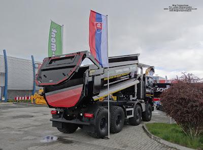 Tatra Phoenix, AUTOSTRADA-POLSKA 2017
