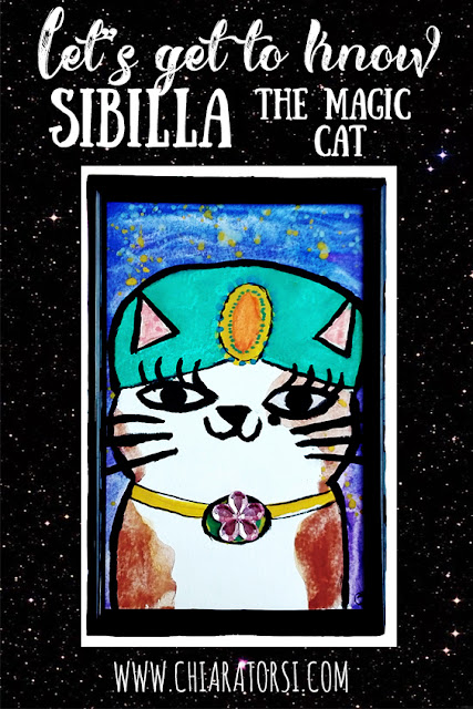 Sibilla, the Magic Cat