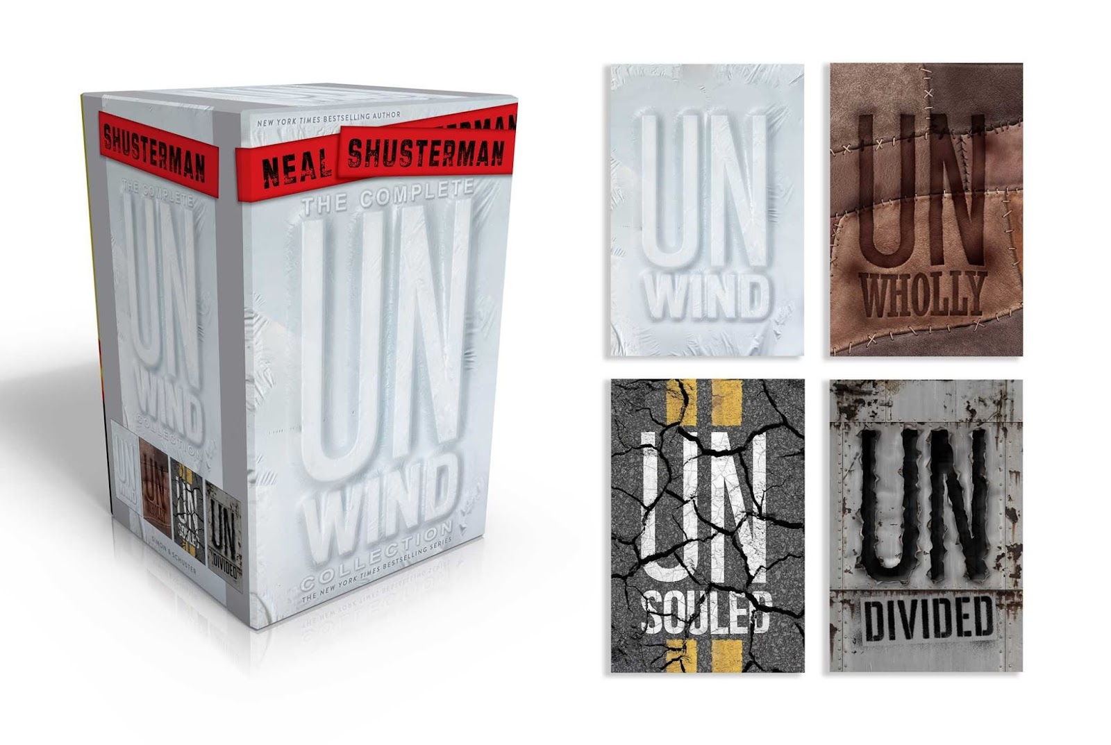 Read all the things review unbound neal shusterman for Read unwind online free