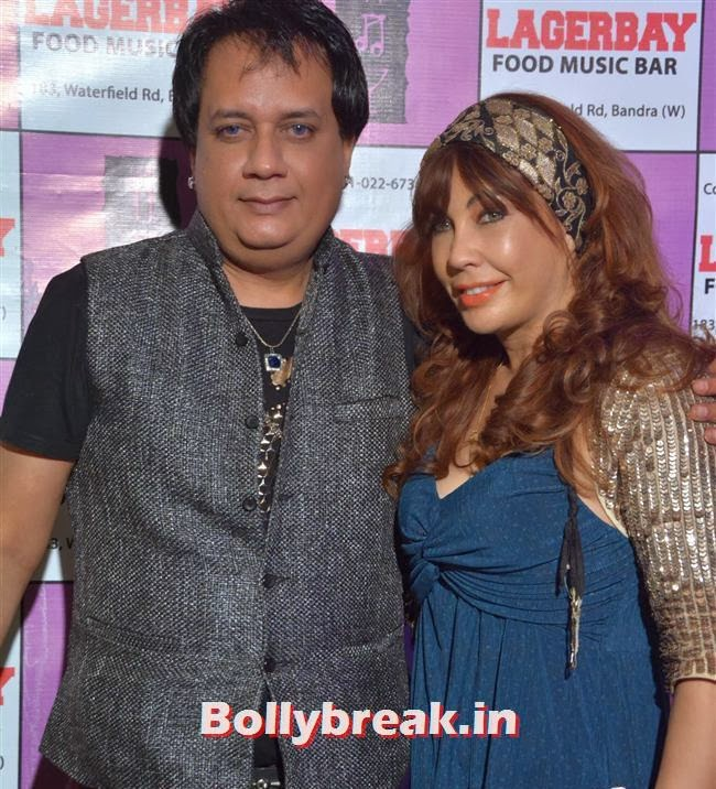 Aryeman Raj and Vandana Vadhera, Page 3 Celebs at Lagerbay New Menu Launch Party