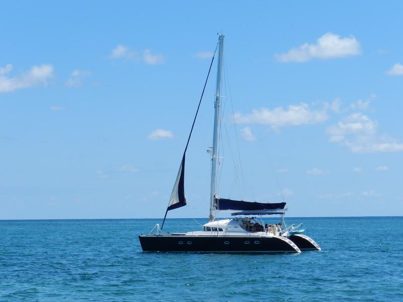 Catamaran Lagoon Puerto Morelos