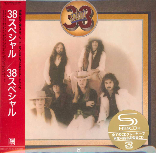 38 SPECIAL - 38 Special [Japan Limited Edition / SHM-CD remastered] (2018) full