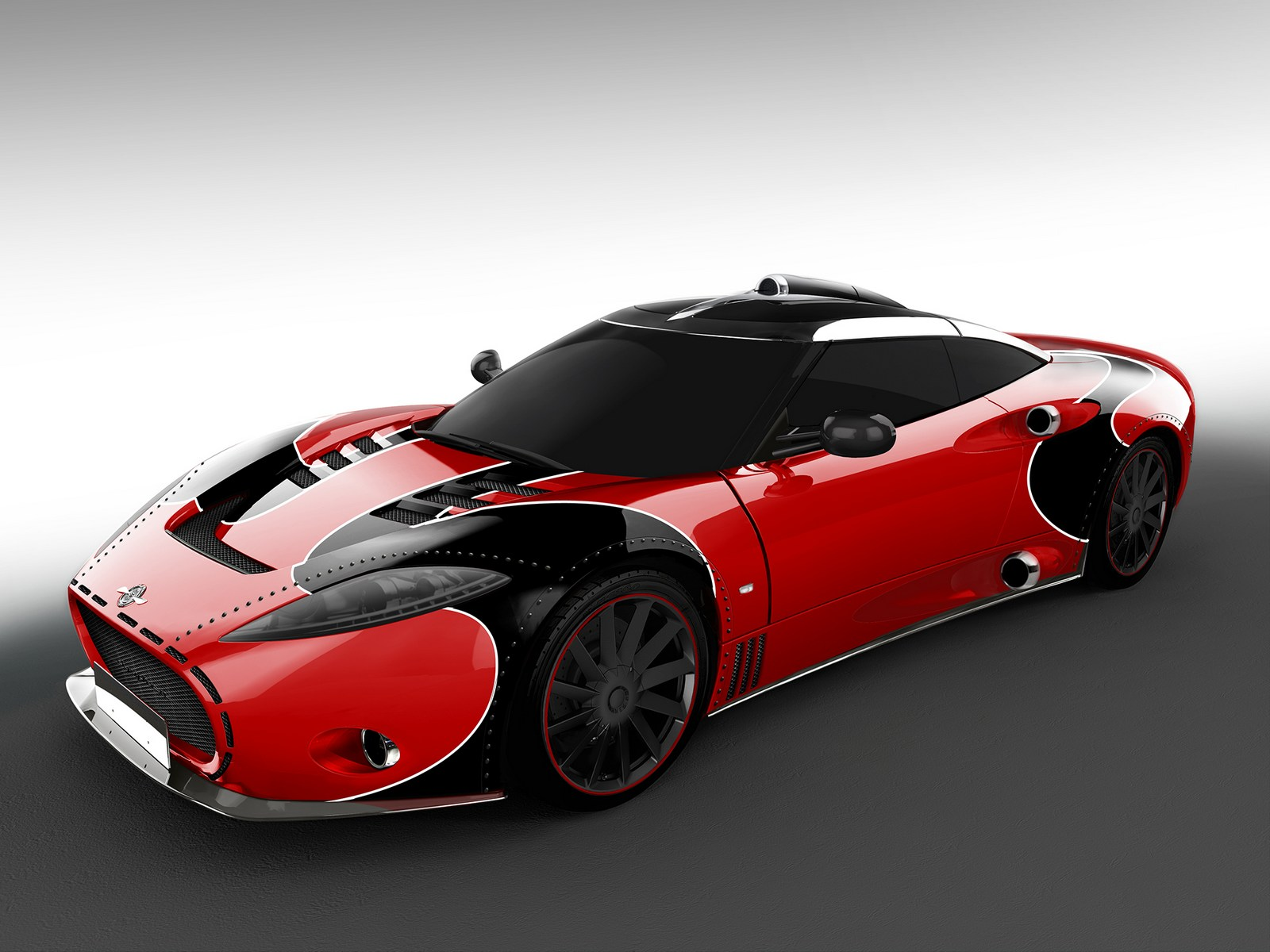 spyker    aileron production   limited edition models car news
