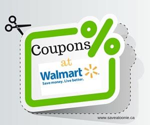 ways to get coupons at walmart