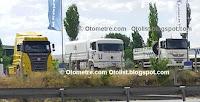 Yeni ve yerli bir kamyon