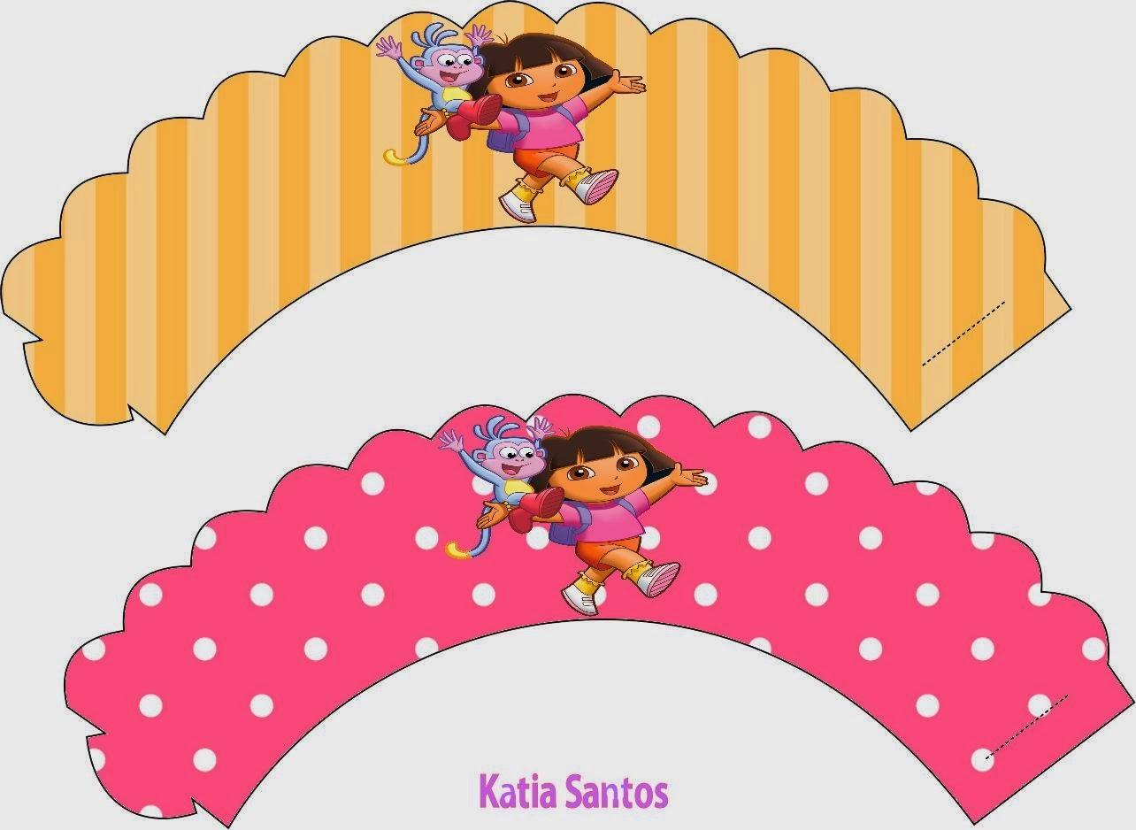 Dora The Explorer Free Printable Invitations Boxes And