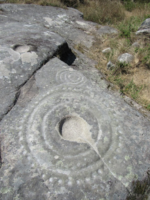 Petroglifos Laxe  de Rodas