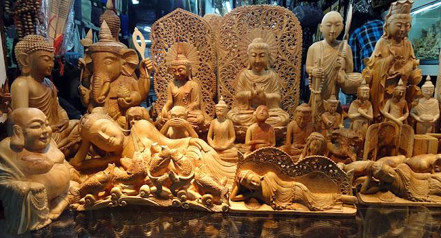 Myanmar Buddhist art