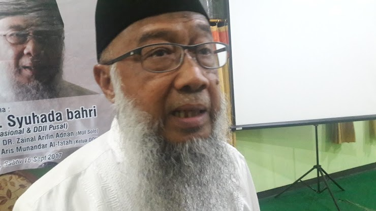 Ustadz Syuhada Bahri: Perlu Diputar Kembali Film G30S/PKI