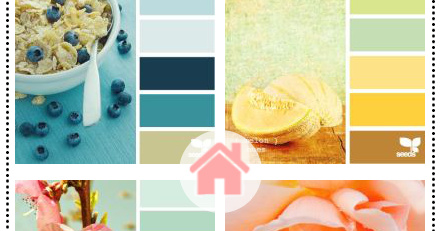 Tuesday Hues - Color Palette and Style Ideas for Warm Springs's home