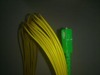 Patchcord de 10m envios montevideo mgainformatica, herramientas para fibra optica.