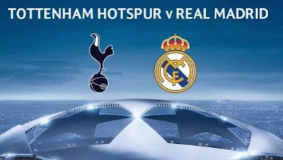 Tottenham vs Real Madrid