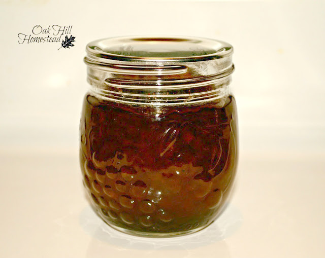 Caramel pear jam, the most decadent jam on the planet!