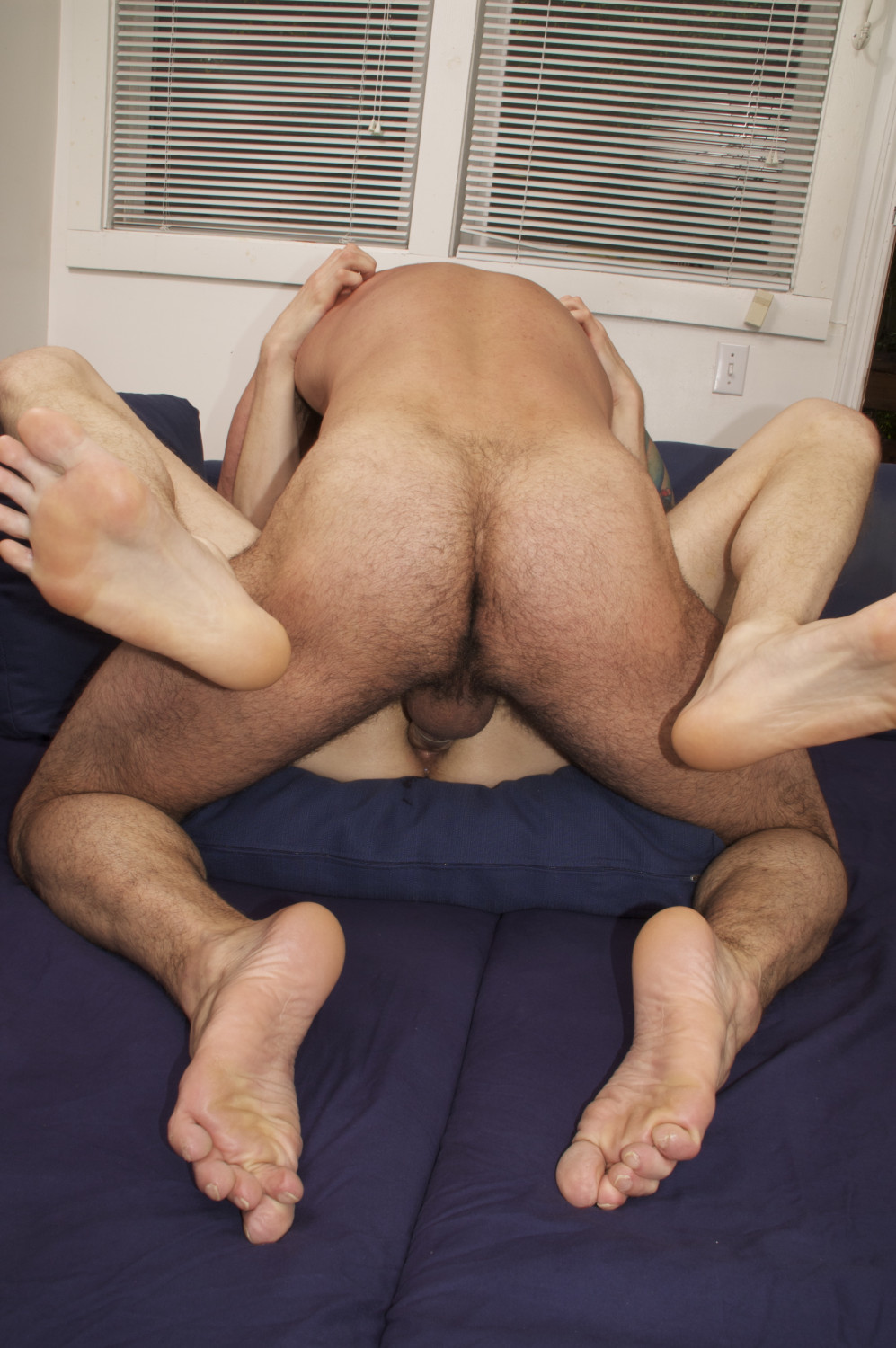 Gay Feet Tickle
