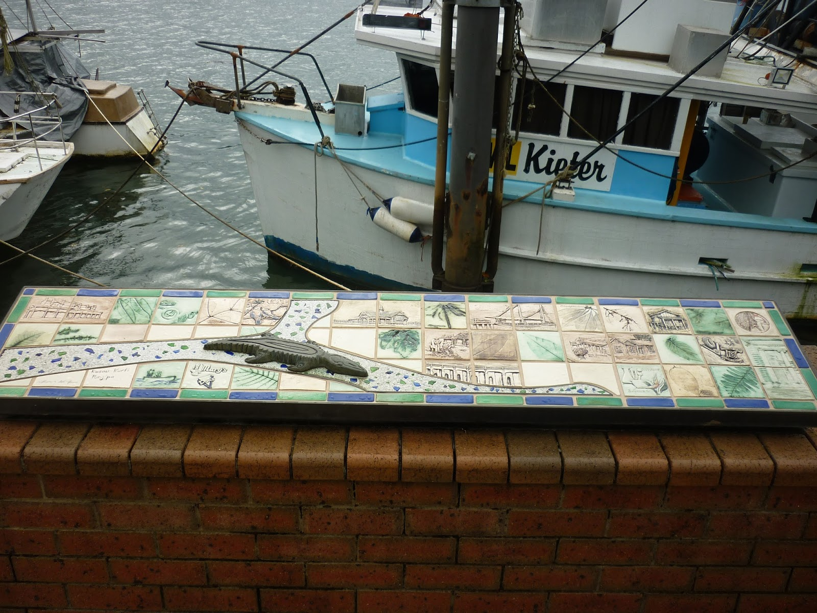 Dunk Island Buildings: Sailing Adventure On RENE 2013 And Beyond: Dunk Island To