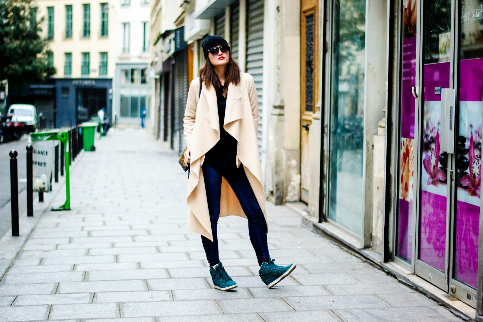 巴黎街头风