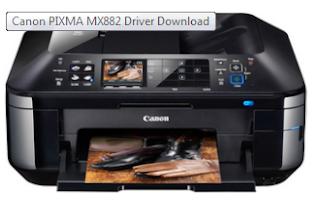 Canon PIXMA MX882 Driver Download - Windows, Mac, Linux
