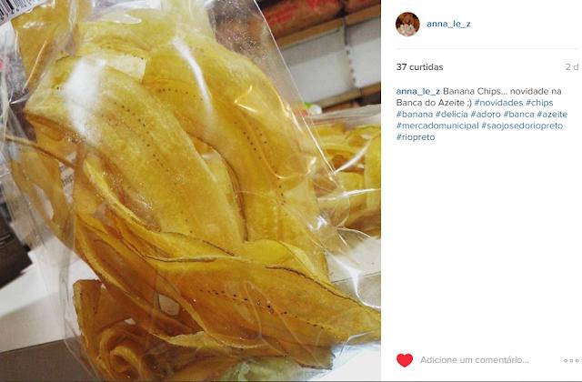 Banana Chips Itanhaém Praia Piracatu