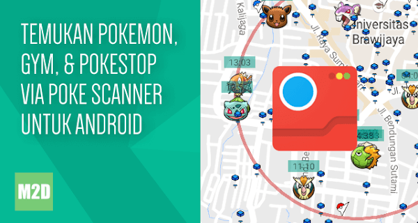Poke Scanner for Android