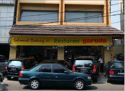 Restoran Garuda IX