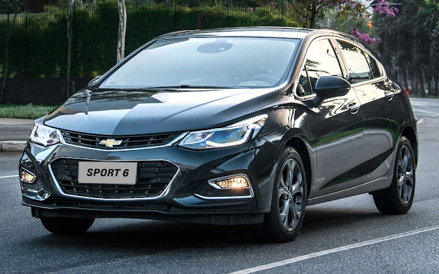 Chevrolet Cruze Sport6 Hatch 2018