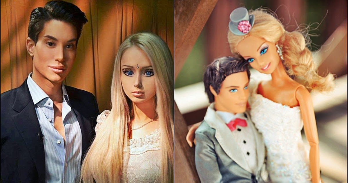 meet the real life barbie and ken commentaries