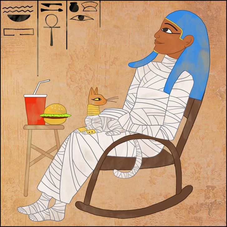 Mısırlıların Ahirete Bakış Açısı